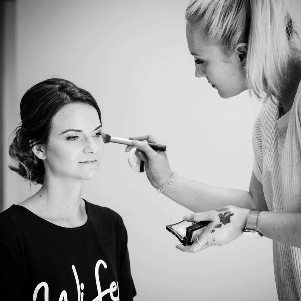 Bridal Makeup Laura Carroll